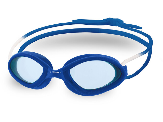 Head Superflex Mid Race Gafas, lightblue-blue